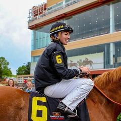 IMG_6695 (femalejockeys) Tags: jockeys female jockey horse racing thoroughbred sports athletes