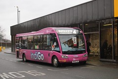 Go North East indiGo 685 / NK66 CXA (TEN6083) Tags: transport buses publictransport bus nebuses indigo gateshead heworth gonortheast optare 685 solosr heworthinterchange m925 nk66cxa