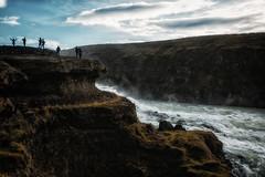 Amazing Iceland - Gullfoss VI (Passie13(Ines van Megen-Thijssen)) Tags: gullfoss ijsland iceland island waterfall wasserfall waterval canon inesvanmegen inesvanmegenthijssen