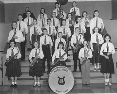 P02425 (Maple Ridge Museum & Archives) Tags: music history choir brass band maple ridge bc