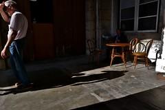 this blinding light (*F~) Tags: lisboa portugal summer memory light shadows humans people