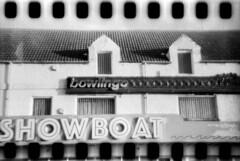 2638 Showboat. (Monobod 1) Tags: lomo dianaf 35mm filmback fomapan400 kodak hc110 epsonv800 bw