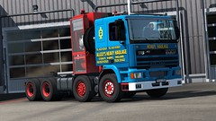 [REL] ALLELY'S HEAVY HAULAGE skin for DAF 95ATi by XBS (TheNuvolari) Tags: ets2 truck skin mod