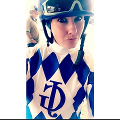 IMG_6907 (femalejockeys) Tags: jockeys female jockey horse racing thoroughbred sports athletes