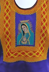 Mexican Huipil Oaxaca Zapotec Guadalupe (Teyacapan) Tags: juchitan mexico istmo oaxaca ropa bordados embroidery huipiles zapotec museo guadalupe