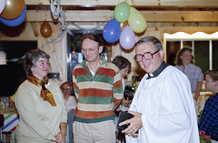 Derek Carroll (andyscamera) Tags: canada dad haliburtoncounty lakekennisis masons mitchells mom ontario andyscamera cottage family film filmiso100colour takenwithminoltax700