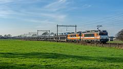 Teuge RFO 1831-1830 Gefco autotrein (Rob Dammers) Tags: teuge gelderland nederland