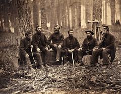 USA Union soldiers of the Civil War (DREADNOUGHT2003) Tags: matthewbrady alexandergardner antietam sharpsburg civilwar union confederate csa usa maryland virginia war