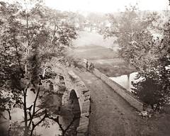 Burnsides bridge after the battle (DREADNOUGHT2003) Tags: matthewbrady alexandergardner antietam sharpsburg civilwar union confederate csa usa maryland virginia war