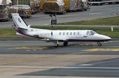 Cessna 550 Citation Bravo OE-GPS Tyrol Air Ambulance (EI-DTG) Tags: zaventem brusselsairport bru ebbr 14jan2020 bizjet oegps cessnacitation ce550