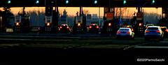Q1040519 DSC04432 (pierino sacchi) Tags: accademia arte autostrada bergamo carrara museo quadri tramonto