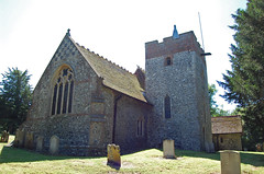 Photo of Crundale, St Mary's church