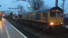 Photo of 66752 Reading West 4O69 Hams Hall - Southampton