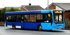 Photo of Diamond Bus North West 31407 YX17NJJ in Boothstown with a 126 service bound for Leigh from the Trafford Centre.