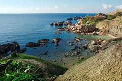 Majjistral Park (albireo 2006) Tags: majjistralnatureandhistorypark malta majjistralpark coast coastline cove shore seashore inlet bay