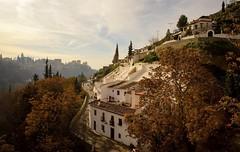 Winter in Granada (diego_russo) Tags: granada spain españa spagna spanien albaicín winter inverno invierno diegorusso barrio sacromonte