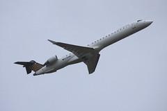 Eurowings Bombardier CRJ900 D-ACND (Rob390029) Tags: eurowings bombardier crj900 dacnd ncl newcastle airport egnt