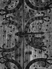 Germany's oldest door at the Maulbronn Monastery (Deepmike70) Tags: klostermaulbronn door monastery historical ancient ironwork