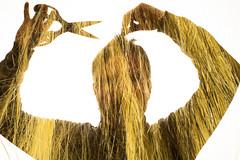 16-366-2020 (FadeToBlackLP) Tags: hairy hair cut haircut furry fuzzy lightpainting
