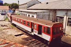 DMU class CP 9600 (ernstkers) Tags: viaestreita portugal metregauge cp udd dmu porto narrowgauge railway