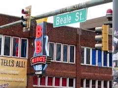 Friday afternoon on Beale Street