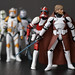 Clone Commander Fox and Clone Commander Obi-Wan Kenobi