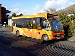 Photo of MX06 ABO - Optare Solo - Star Travel Services - Aylesbury 15Jan20