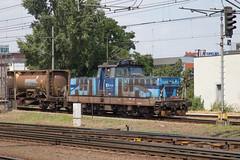 ČD Cargo 111 020 Praha-Libeň (daveymills37886) Tags: čd cargo 111 020 prahalibeň baureihe