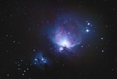Orion-15.01.2020 (michel1276) Tags: skywatcher150750 sky sonya7iii orion orionnebel nebula astrofotografie astrophotography deepsky deepskyfotografie deepskyphotography