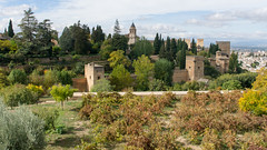 L'Alhambra de Grenade, Andalousie, Espagne, Spain - 2746 (rivai56) Tags: lalhambradegrenade andalousie espagne spain 2746 château de lalambra castle europeonflickr