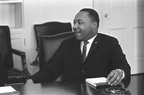 Dr. Martin Luther King, Jr., From FlickrPhotos