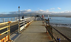 Peer At The Pier! ('cosmicgirl1960' NEW CANON CAMERA) Tags: cymru wales ynysmon anglesey beaumaris