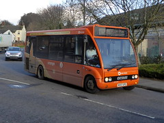 Photo of MX57 UPG - Optare Solo - Star Travel Services - Aylesbury 15Jan20