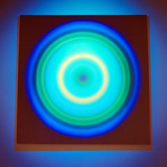 Colour Cycle III Blue (CactusD) Tags: uk greatbritain england london 120 film modern mediumformat kodak unitedkingdom tate united great kingdom tatemodern hasselblad gb medium format 40mm portra f4 britian 500cm portra800 40mmdistagon 40mmf4 petersedgley colourcycleiii