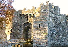 Footbridge! ('cosmicgirl1960' NEW CANON CAMERA) Tags: cymru wales ynysmon anglesey beaumaris