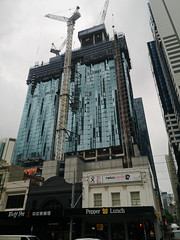2020-01-FL-226676 (acme london) Tags: curtainwalling curved curvedfacade curvedglass elenbergfraser facade facetted highrise melbourne reflectiveglass residential residentialtower tower