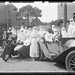 Health workers during the 'Spanish' influenza pandemic. Riley St. Depot, Surry Hills NSW