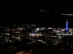 Park Vista Doubletree Hotel, Gatlinburg TN (Deep Fried Kudzu) Tags: park vista doubletree hotel gatlinburg tennessee night