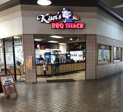Kiser's BBQ Shack Athens, OH (Dinotography24) Tags: kisers bbq barbeque shack athens ohio mall market state st