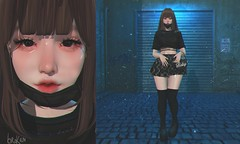【no destination】 (Sooyun Ichtama) Tags: secondlife slblogger asteroidbox avoixs blah bossie buing insomniaangel mudskin paparazzi stoic wednesday anthem n21
