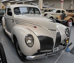 1939 Lincoln Zephyr (D70) Tags: southwardcarmuseum paraparaumunorth wellington newzealand 1939 lincoln zephyr 4400cc sidevalve v12motor 120builtbetween193940