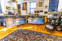 No. 155 - Two Is Better than One (Emmanuel Z. Karabetis) Tags: baltimore bmore 1635mm f40 hampden hdr high dynamic range studio art artist robert mcclintock canon 6d