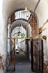 Cell Block 2 (fotophotow) Tags: easternstatepenitentiary philadelphia