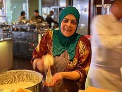 Bread Baker Hilton Hotel Cairo Egypt (Herculeus.) Tags: city egypt dec cairo hiltonhotel 2019 iphone11pro food standing bread hotel baking baker smiles indoor indoors worker inside womanwomen 5photosaday