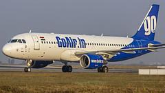 GoAir Airbus A320 VT-GOS Bangalore (BLR/VOBL) (Aiel) Tags: goair airbus a320 vtgos bangalore bengaluru canon60d tamron70300vc