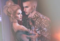 ᴹʸ ᶠᵃᵛᵒᵘʳⁱᵗᵉ ᵖᵃʳᵗ...... (scarlettrose.karsin) Tags: vegastattoo navajoposes poses tattoo bodyart bodyink sl secondlife blog blogger blogging slcouple sllove moments ink sintiklia