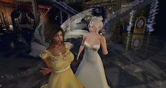 Harvest Ball 2019 (Osiris LeShelle) Tags: secondlife second life avilion grove ballroom ball medieval fantasy roleplay community harvest festival dance dancing rain rodex osiris leshelle fae quende