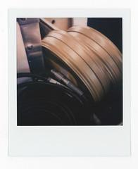 Film Reels (scottboms) Tags: animpossibleproject film projects polaroid instantfilm polaroidoriginals sx70