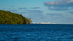 Biscayne National Park (Pablo L Ruiz) Tags: biscaynebay biscaynenationalpark water bay sky blue mangroves mangroveforests trees