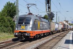 Hector Rail 242 531 Efringen-Kirchen (daveymills37886) Tags: hector rail 242 531 efringenkirchen ba sie tau es6 cargo es6f4u2 taurus siemens